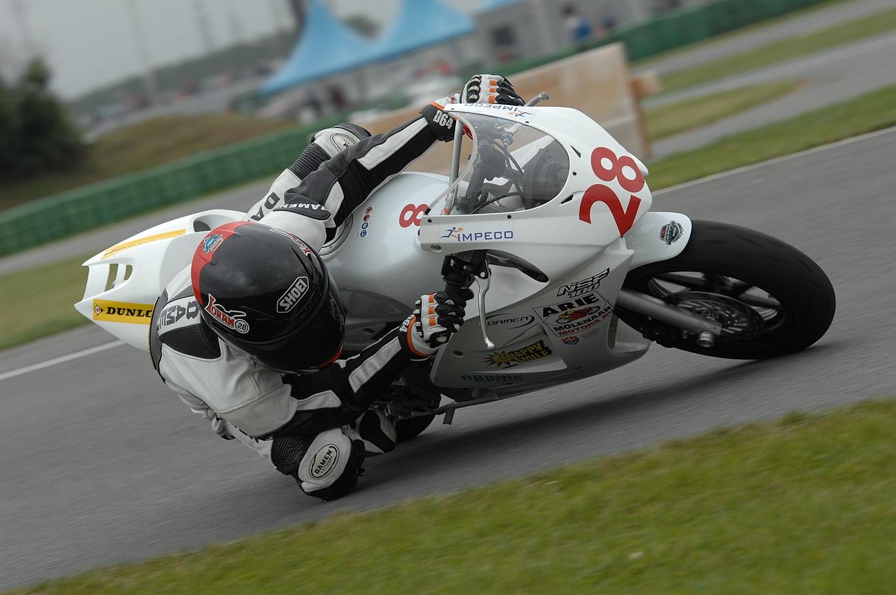 Loran Faber Molenaar NSF100 Championship kampioen 2016